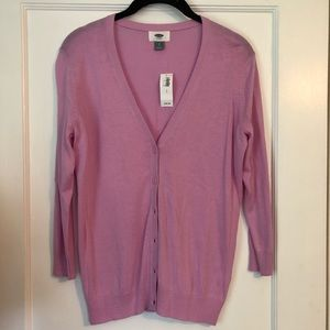 Old Navy 3/4 Sleeve Cardigan